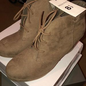 Brown Wedges (without box)